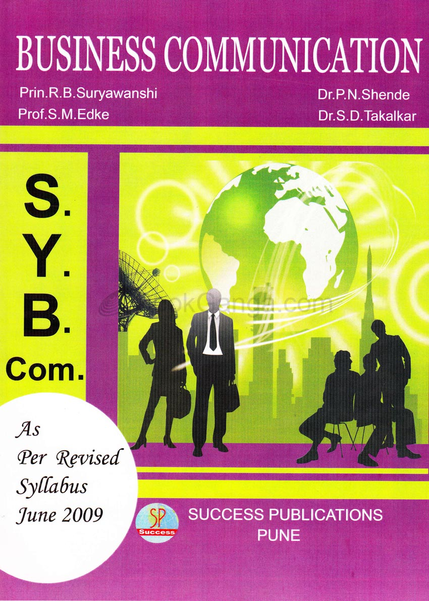 Business Communication - S.Y.B.Com