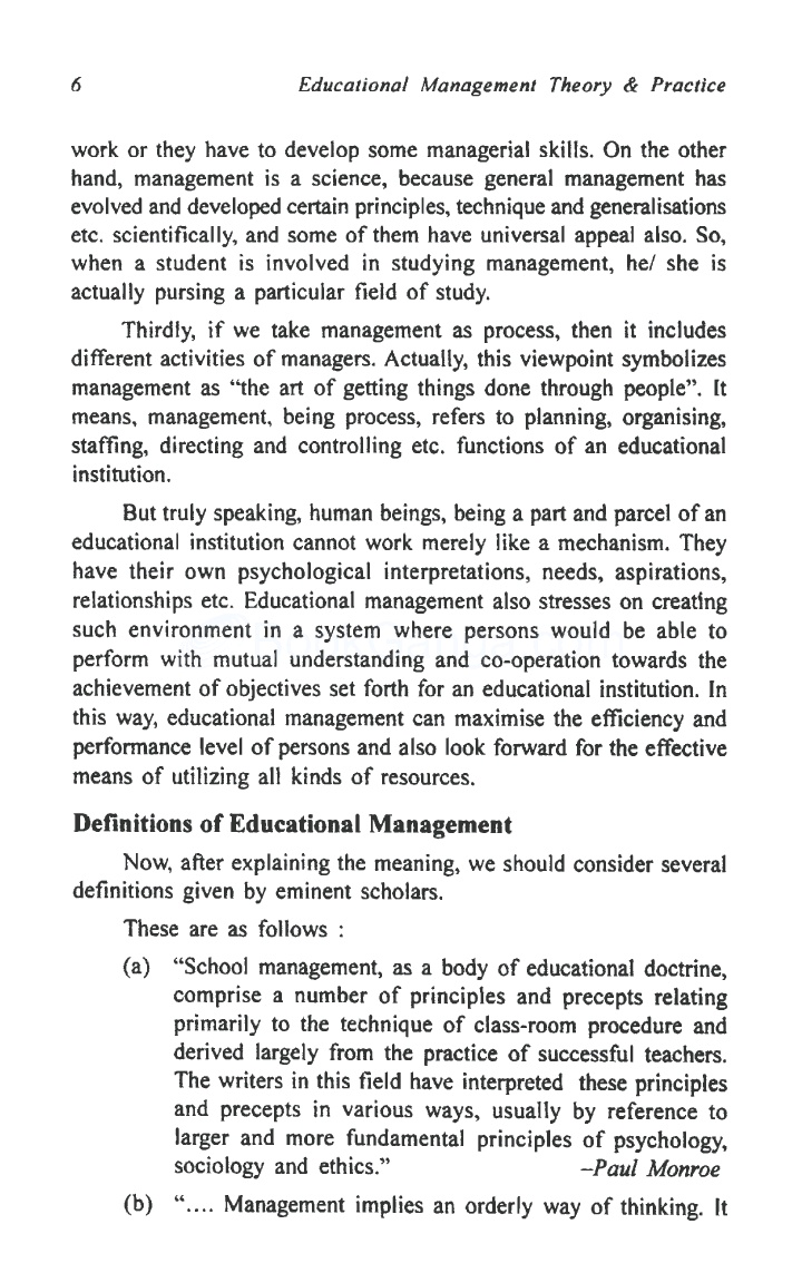 Educational management paper back bookganga view book details fandeluxe Gallery