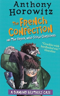 A Diamond Brothers Case : The French Confection