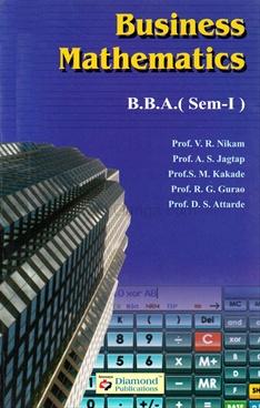 Business Mathematics (BBA Sem - I )