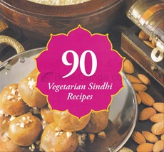 90 Vegetarian Sindhi Recipes