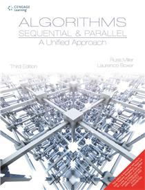 Algorithms Sequential & Parallel : A Unified Approach : 3rd Edition