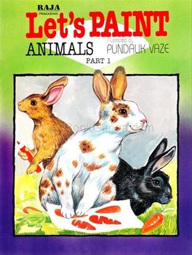 Let's Paint Animals Part 1