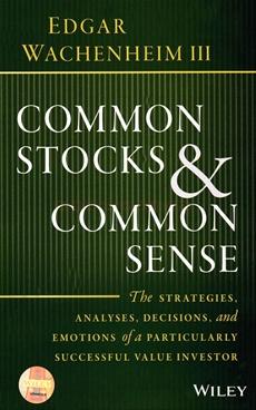 Common Stocks and Common Sense