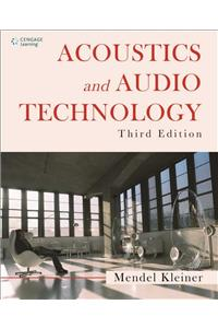 Acoustics and Audio Technology(HB)