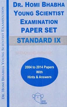Young Scientist Examination Paper Set Std. 9th