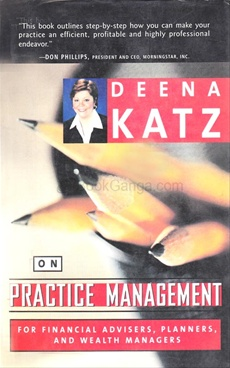 Deena Katz on Practice Management