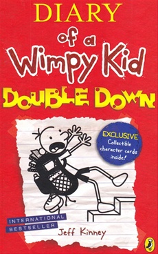 Diary Of A Wimpy Books: Double Down