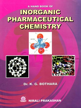 A Hand book Of Inorganic Pharmaceutical Chemistry