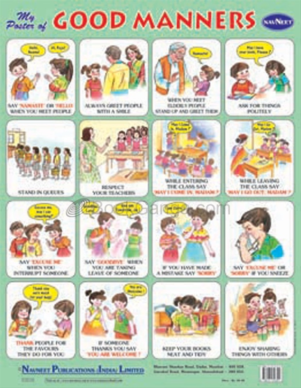 Kids' Health - Topics - Good manners - CYH Home
