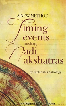 A New Method Timing Events Using Nadi Nakshtras
