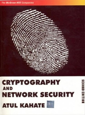 Network security model in cryptography books