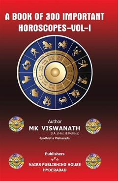 A Book Of 300 Important Horoscopes Vol - I