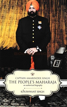 Captain Amarinder Singh The People's Maharaja