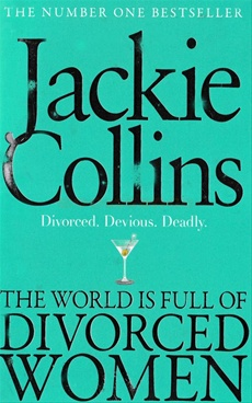 the world is full of divorced women collins jackie