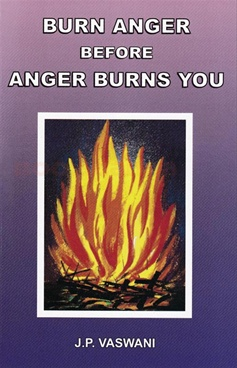 Burn Anger Before Anger Burns You ( Big )