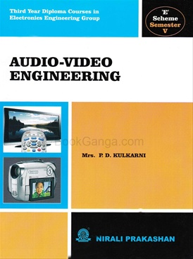 Audio-Video Engineering ('E' Scheme Semester- V)