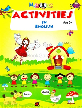 Activities In English Level 1(Age 6+)