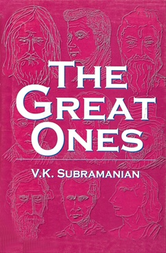 The Great Ones Vol. II by V. K. Subramanian - Abhinav Publications