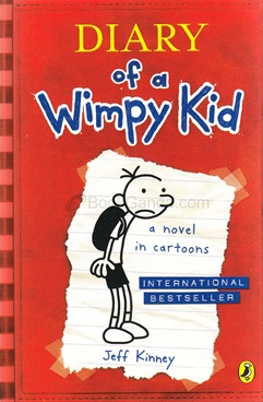 Books diary of a wimpy kid 1 fandeluxe Image collections