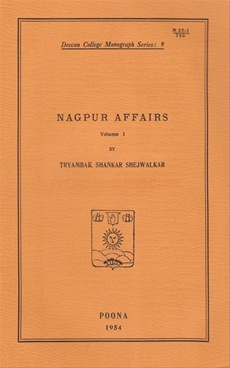 Nagpur Affairs Volume - 1