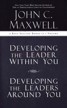 Developing the Leader within You Maxwel 2 In 1