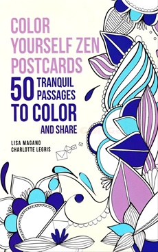 Color Yourself Zen Postcards