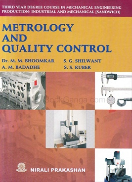 Metrology & Quality Control Mechanical Engineering