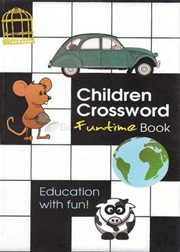 Children Crossword Funtime Book