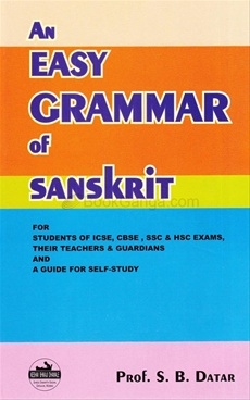 An Easy Grammar Of Sanskrit