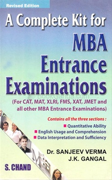 A Complete Kit MBA Entrance Examinations