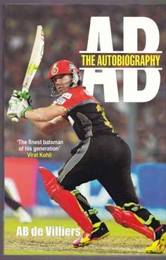 AB de Villiers The Autobiography
