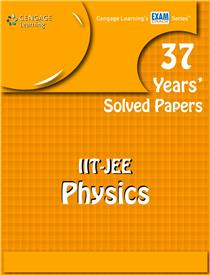 37 Years' Solved Papers IIT JEE: Physics