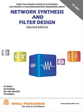 Network Synthesis And Filter Design by M. V. Munot, P. V. Bhat, S. D. Ruikar, V. K. Karra - Nirali Prakashan
