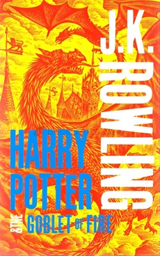 HARRY POTTER & THE GOBLET OF FIRE - NEW