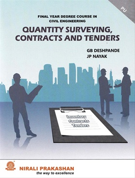 Quantity Surveying Contracts & Tenders Civil Engineering