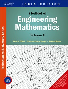 A Textbook Of Engineering Mathematics, Volume II (UTU)