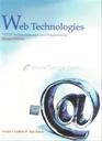 Web Technologies Second Edition