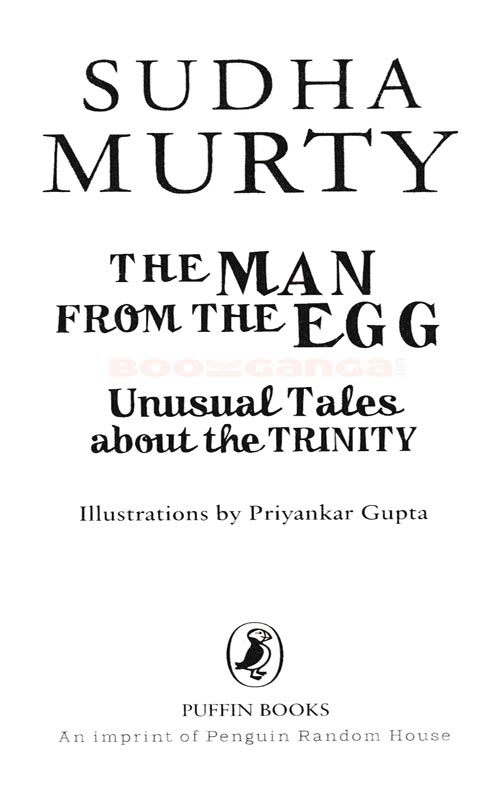 The Man from the Egg Unusual Tales about the Trinity