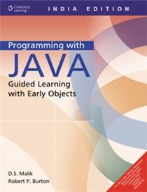 Programming with Java:: Guided Learning with Early Objects