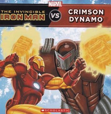 Iron man Vs Crimson Dynamo