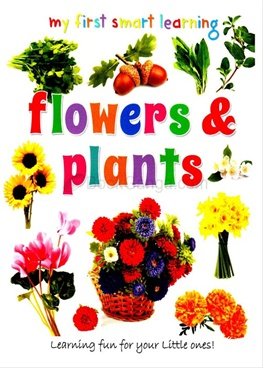 My First Smart Learning Flowers & Plants