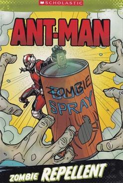 Ant-Man: Zombie Repellent