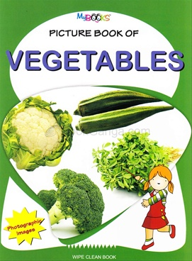 Picture Book Of Vegetables