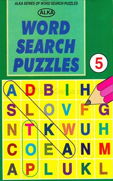 Word Search Puzzles - 5