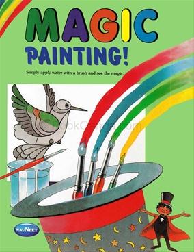 Magic Painting ! Green