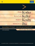 Marketing Management: A South Asian Perspective, 13/ec