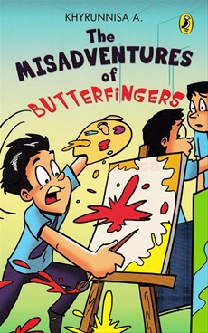 The Misadventures Of Butterfingers