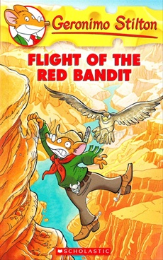 Geronimo Stilton's Flight Of The Red Bandit