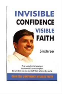 Invisible Confidence Visible Faith - Gain Self Confidence And...